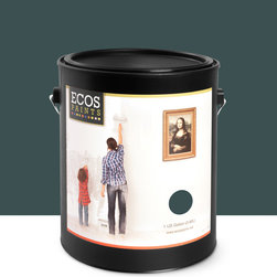 Imperial Paints - Eggshell Wall Paint, Gallon Can, Reconciliation - Overview: