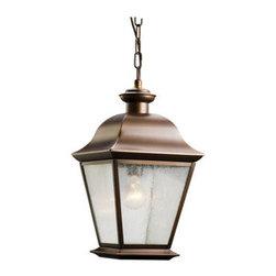 Kichler - Kichler 9809OZ Mount Vernon 6 Light Outdoor Pendant - Kichler 9809 Mount Vernon Outdoor Pendant