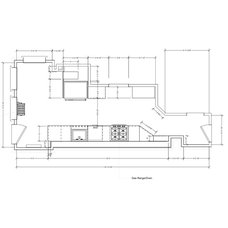 Traditional Floor Plan by Four Brothers LLC