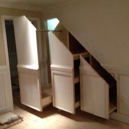 Finished basement -