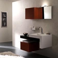 Contemporary Medicine Cabinets by Dayoris Custom Woodwork