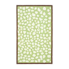 Safavieh - Kids Safavieh Kids 3'x5' Rectangle Green-Ivory Area Rug - The Safavieh Kids area rug Collection offers an affordable assortment of Kids stylings. Safavieh Kids features a blend of natural Green-Ivory color. Hand Tufted of Wool the Safavieh Kids Collection is an intriguing compliment to any decor.