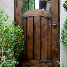 Eclectic Front Doors by Ziegler Doors Inc.