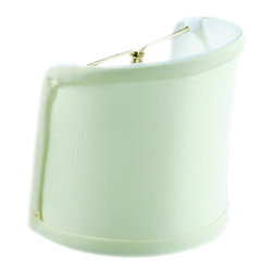 Home Concept - Down White Clip-on Sconce Shell Lampshade - Why Upgrade to Home Concept Signature Shades?