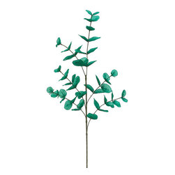 Silk Plants Direct - Silk Plants Direct Eucalyptus (Pack of 12) - Green Emerald - Pack of 12. Silk Plants Direct specializes in manufacturing, design and supply of the most life-like, premium quality artificial plants, trees, flowers, arrangements, topiaries and containers for home, office and commercial use. Our Eucalyptus includes the following: