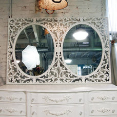 traditional mirrors by Etsy