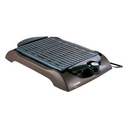 Zojirushi - Zojirushi EB-CC15 Indoor Electric Grill - -Large nonstick grilling surface