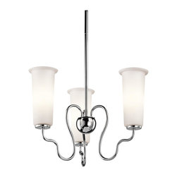 Kichler - Kichler Nuwave Transitional Chandelier - The Kichler Nuwave Chandelier is a Transitional that will inspire design and transform your space