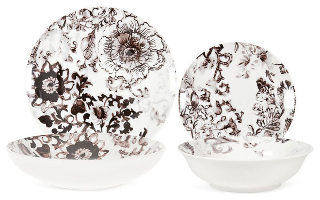 Contemporary Dinnerware by ZARA HOME
