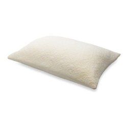 Tempur-pedic - Tempur-Pedic ComfortPillow in Standard - Tempur-Pedic takes the traditionally shaped pillow to the next level with their heavenly ComfortPillow.