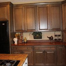 Traditional  Wilson Kitchen