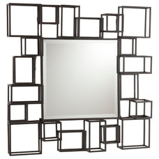 Contemporary Mirrors by Shop Chimney