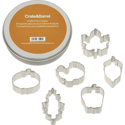 Contemporary Cookie Cutters by Crate&Barrel