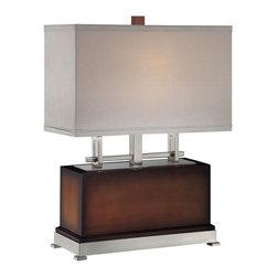 Lite Source - Lite Source LS-21638 Frazer Table Lamp - Lite Source LS-21638 Frazer Table Lamp