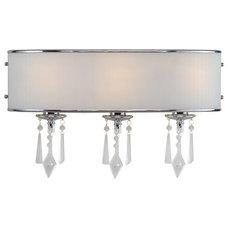 Contemporary Bathroom Vanity Lighting by Carolina Rustica