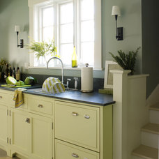 Traditional Kitchen by Trinity Construction Services, LLC