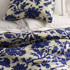 mediterranean duvet covers by Lands' End