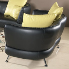 contemporary love seats by Hayneedle