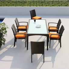 Modern Outdoor Tables by National Furniture Supply