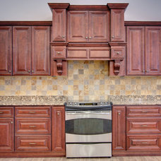 Traditional Kitchen Cabinetry by LowPriceKitchens.com