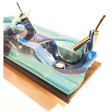 Modern Bathroom Sinks by LUCIJAN PROMET d.o.o.