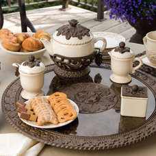 Traditional Serveware by Iron Accents