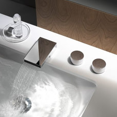 contemporary bathroom faucets by TKO Associates Inc.