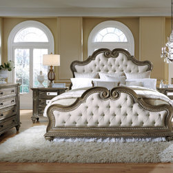 Accentrics Home by Pulaski Furniture Bedroom Collections - Arabella Bedroom