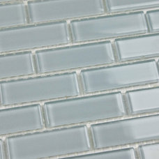 Contemporary Mosaic Tile by Bodesi Glass Tile and Mosaic