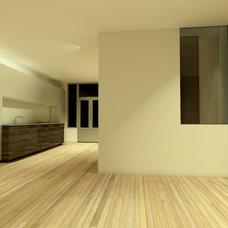 Contemporary Rendering by DEEVIS interieurontwerp