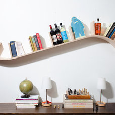 Contemporary Wall Shelves by Etsy