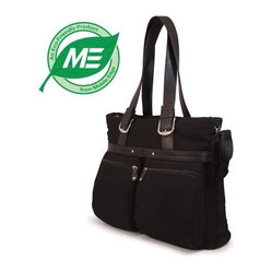 Mobile Edge 16 Inch Eco Friendly Casual Tote - Black