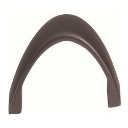 Atlas Homewares - Atlas A811-O Successi 6 1/4-Inch Modern Arch Door Pull Rubbed Bronze - Atlas A811-O Successi 6 1/4-Inch Modern Arch Door Pull Rubbed Bronze