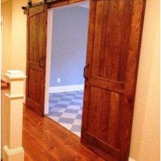 Traditional Interior Doors by Historic Flooring LLC