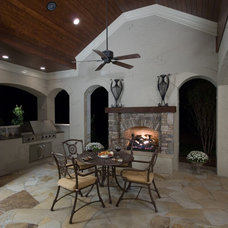Traditional  by Guy M. Land Designer Incorporated