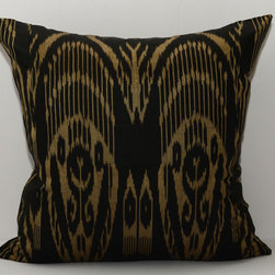 new ikat pillows, yellow ikat, blue ikat, red ikat, green ikat, ikat pillow - Uzbek Ikat, adras pillow case - natural handmade and traditional textile of Uzbekistan. The ornament displays rich vivid multicolored Uzbek traditional patterns. Various shapes on ikat fabrics depicted as if blurred clouds are running in the field of the item.