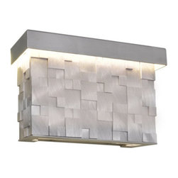 Maxim - Maxim 88285 Mosaic 2 Light Outdoor Wall Sconce - Product Features: