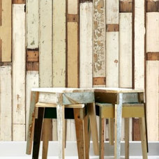 Eclectic Wallpaper by Pad Retail