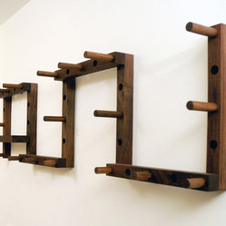 Thru Block Coat Rack