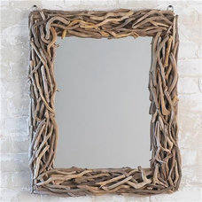 Eclectic Wall Mirrors by Shades of Light