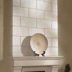 "Classic stone fireplace overmantel - ""omega cast stone fireplace mantle"""