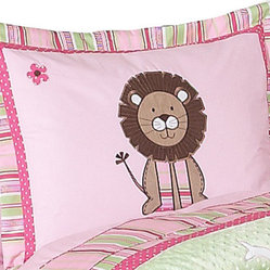 Jungle Friends Pillow Sham