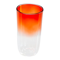 23oz Highball Orange Ombre