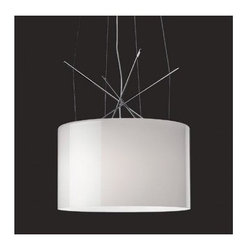 Flos - Ray S Suspension Light | Flos - Design by Rodolfo Dordoni.