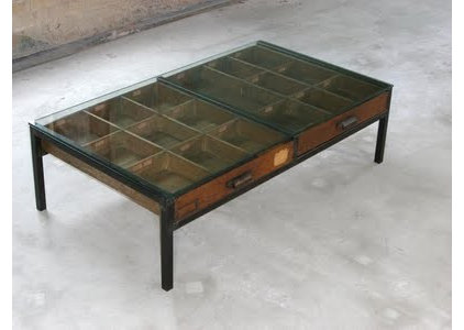 Asian Coffee Tables by Kinesh