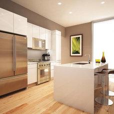 Modern Kitchen Cabinetry by Aster Cucine