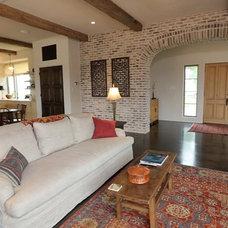 Living room in Austin