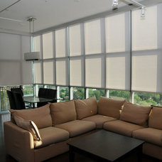 by RoseSun Motorized Window Treatments