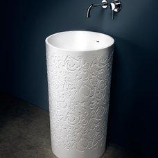 Modern Bathroom Sinks by Blu Bathworks