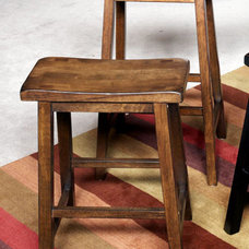 Rustic Bar Stools And Counter Stools by Rebekah Zaveloff | KitchenLab